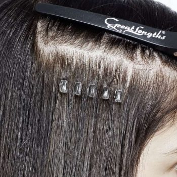 great lengths keratine extensions